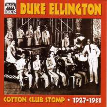 Duke Ellington  (1899-1974): Cotton Club Stomp - 1927-1931, CD