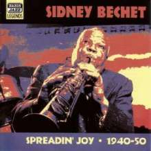 Sidney Bechet  (1897-1959): Spreadin' Joy, CD