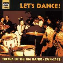 Let's Dance - Themes Of The Big Bands, CD