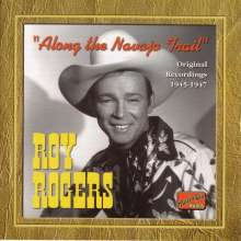 Roy Rogers  (Country): Along The Navajo Trail, CD