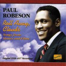 Paul Robeson: Roll Away, Clouds, CD