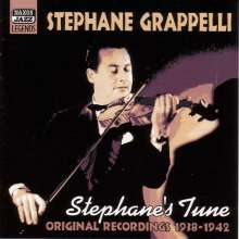 Stephane Grappelli  (1908-1997): Stephane's Tune, CD