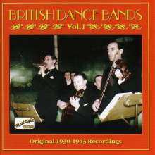 British Dance Bands Vol. 1, CD