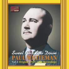 Paul Whiteman: Sweet And Low Down, CD