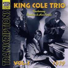 Nat 'King' Cole  (1919-1965): The King Cole Trio Transcriptions Vol. 3, CD