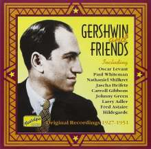 George Gershwin: George Gershwin And Friends, CD