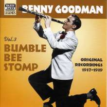 Benny Goodman  (1909-1986): Bumble Bee Stomp, CD