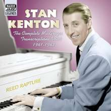 Stan Kenton  (1911-1979): Reed Rapture, CD