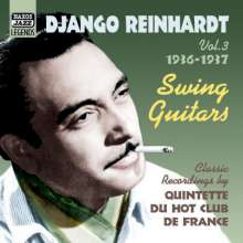 Django Reinhardt  (1910-1953): Swing Guitars, CD