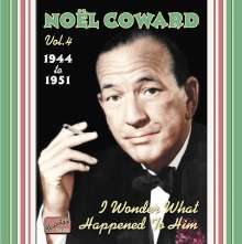 Noel Coward: I Wonder What Happened To Him, CD