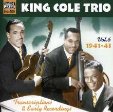 Nat 'King' Cole  (1919-1965): Transcriptions Vol. 6, CD