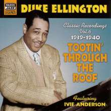 Duke Ellington  (1899-1974): Tootin' Through The Roof, CD