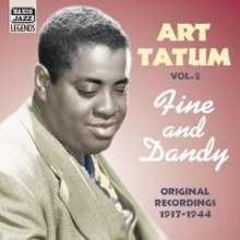 Art Tatum  (1909-1956): Fine And Dandy, CD