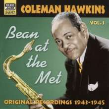 Coleman Hawkins  (1904-1969): Bean At The Met, CD