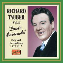 Richard Tauber: Love's Serenade Vol. 1, CD