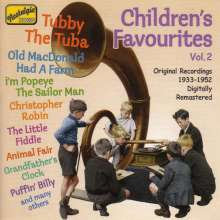 Children's Favourites Vol. 2, CD