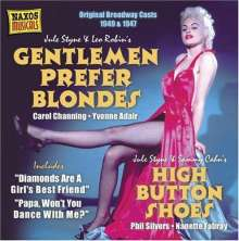 Various Artists: Gentlemen Prefer Blondes/High Butto., CD