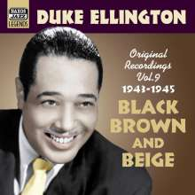 Duke Ellington  (1899-1974): Black, Brown And Beige, CD