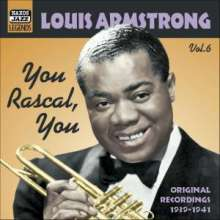 Louis Armstrong  (1901-1971): You Rascal, You, CD