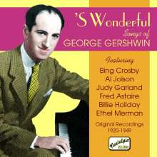 'S Wonderful - Songs Of George Gershwin, CD
