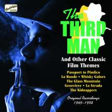 Various Artists: The Third Man And Other..., CD