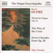 Marcel Dupre (1886-1971): Orgelwerke Vol.11, CD