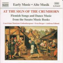 Flemish Songs & Dance Music from the Susato Music Books, CD