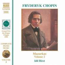 Frederic Chopin (1810-1849): Mazurken Vol.2 (Nr.27-51), CD