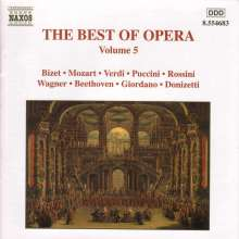 Best of Opera Vol.5, CD