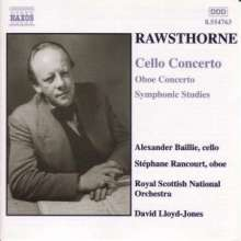 Alan Rawsthorne (1905-1971): Cellokonzert, CD