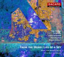 Art of Brass Copenhagen - From the Merry Life of a Spy, CD
