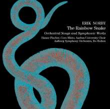 Erik Norby (geb. 1936): Regnbueslangen (The Rainbow Snake), CD