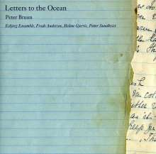 Peter Bruun (geb. 1968): Letters to the Ocean, CD