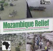Mozambique Relief, CD