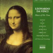 Leonardo da Vinci - Music of his Time, CD