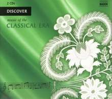 Discover Music of the Classical Era (in engl.Spr.), 2 CDs