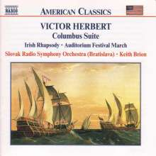 Victor Herbert (1859-1924): Columbus Suite, CD