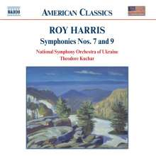 Roy Harris (1898-1979): Symphonien Nr.7 & 9, CD