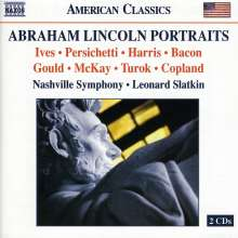 Abraham Lincoln Portraits, 2 CDs