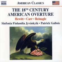 The 18th Century American Overture, CD