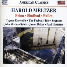 Harold Meltzer (geb. 1966): Brion, CD