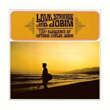 Jobim Antonio Carlo: Love Strings And J, CD