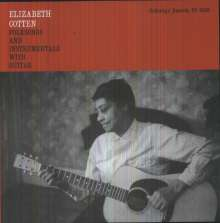 Elizabeth Cotten: Freight Train & Other North Ca, LP