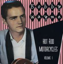 Bobby Wayne: Hot Rod Motorcycles, CD
