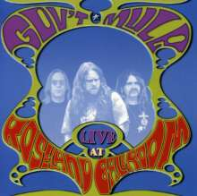 Gov't Mule: Live At Roseland Ballroom, CD