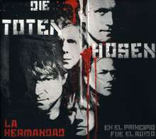 Toten Hosen: In aller Stille (Argentinische Version), CD
