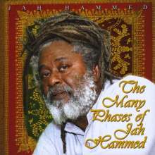 Jah Hammed: Many Phases Of Jah Hammed, CD