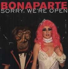 Bonaparte: Sorry, We're Open (Limited Edition) (Pink Vinyl), 2 LPs