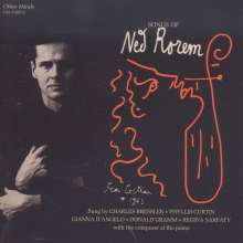 Ned Rorem (geb. 1923): Songs, CD