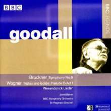 Reginald Goodall dirigiert, CD